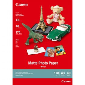 MP-101 Matte Photo Paper Series