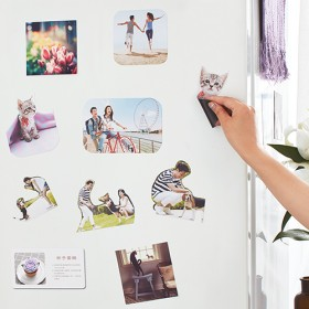 PS-508 Magnetic Photo Paper 4R (5 pcs)